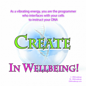 create-wellbeing-dna-activation