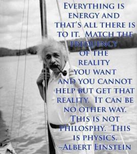 everything-is-energy-einstein