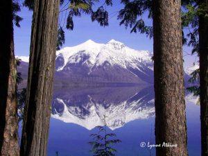 mirror-image-dna-mountain-lake